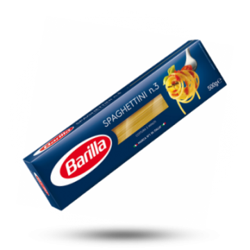 Barilla Spaghettini
