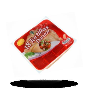 Poco Loco Dürüm-Tortillas