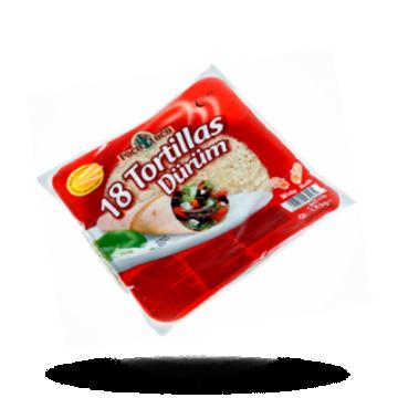 Poco Loco Tortillas-Dürüm