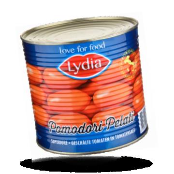 Lydia Geschälte Tomaten