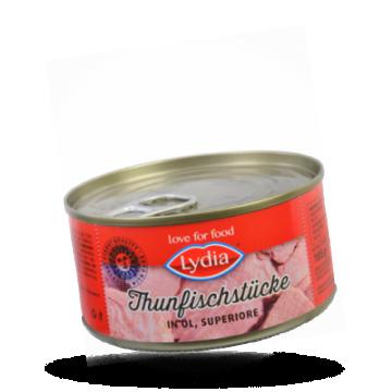 Lydia Thunfischstücke