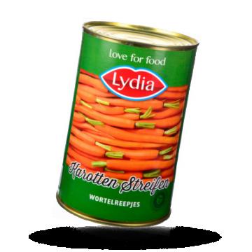 Lydia Karottenstreifen