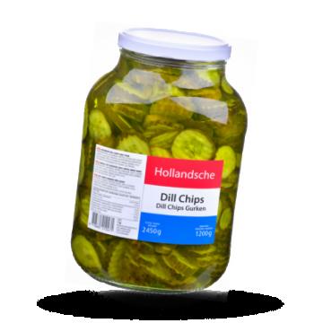 Hollandsche Dill-Chips