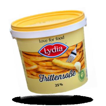 Lydia Pommes-frites Soße