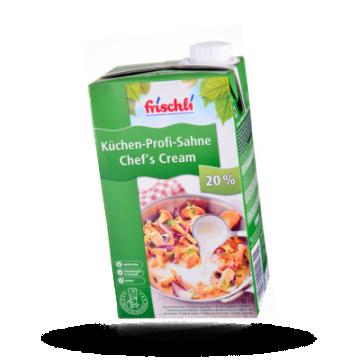 Frischli Küchen-Profi Sahne