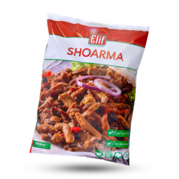 Elif Shawarma-Streifen