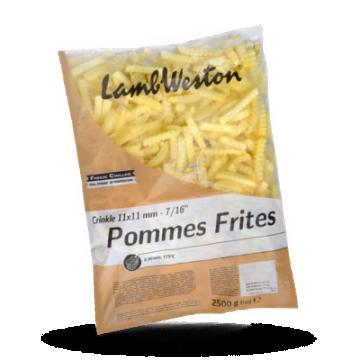 LambWeston Pommes frites