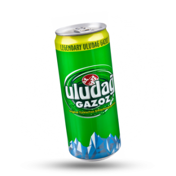 Uludag Gazoz Erfrischungsgetränk