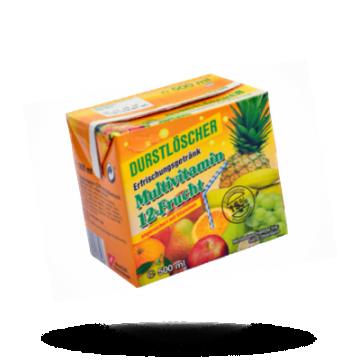 Durstlöscher 12 Fruchtsaft Getränk