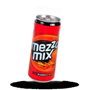 Mezzo Mix Mezzo Mix Orange