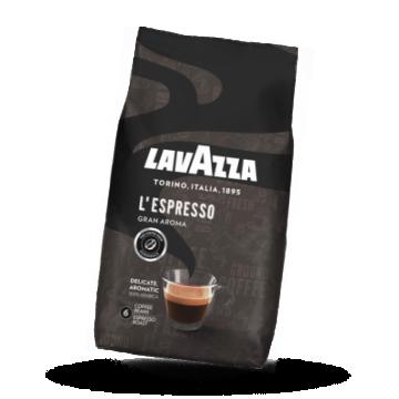 Lavazza Gran Aroma Bar Kaffeebohnen