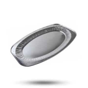 Aluminium Gastronomie-Schalen