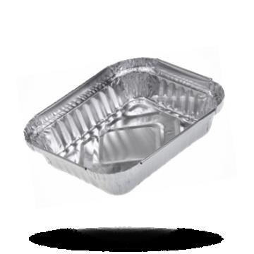 Aluminium Kebab Schalen