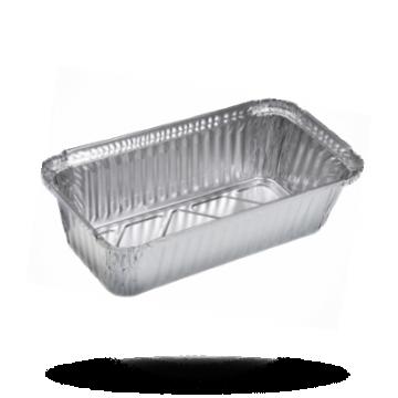 Diamond Pack Aluminium Schalen