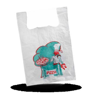 Pizza-Tragetaschen