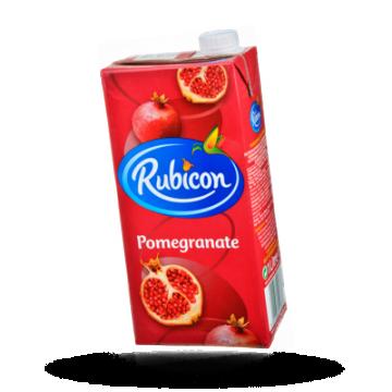 Rubicon Granatapfel Saft