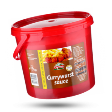 Gyma Premium Currywurstsauce
