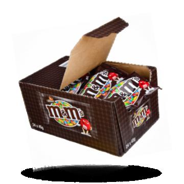 M&M's Schokolade   24x45g