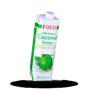 Foco Kokosnuss Wasser
