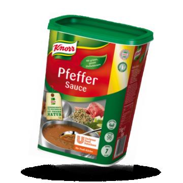 Knorr Pfeffer Sauce