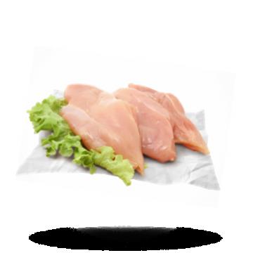 Hähnchenbrustfilet ohne Fett
