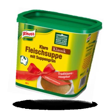 Knorr Klare Fleischsuppe