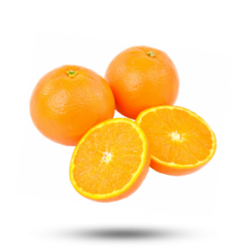 Orange für Saft