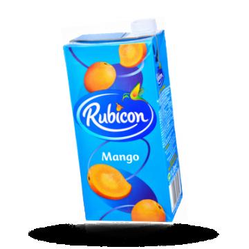 Rubicon Mango Saft