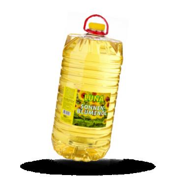 Luna Sonnenblumenöl