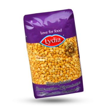 Lydia Halbe gelbe Schälerbsen