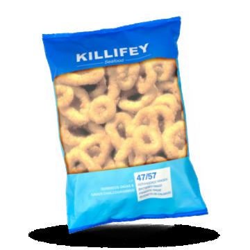 Killifey Pannierte Calamareringe