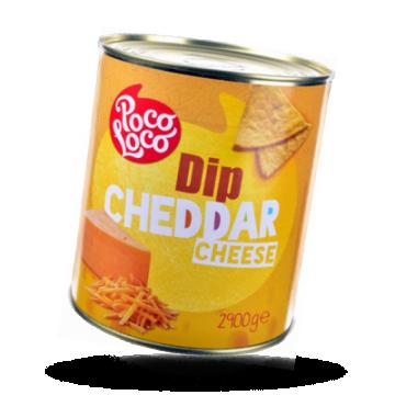 Poco Loco Cheddar Soße