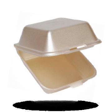 Diamond Pack Hamburger-Box