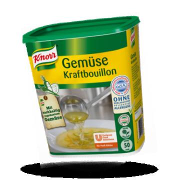 Knorr Gemüse Kraftbouillon