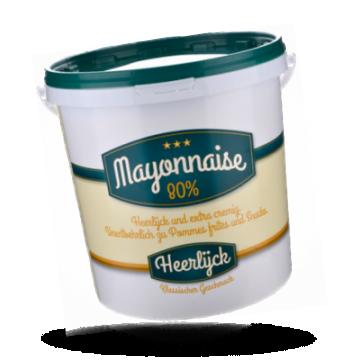 Heerlijck Mayonnaise 80%