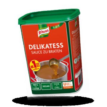 Knorr Delikatess Sauce zum Braten