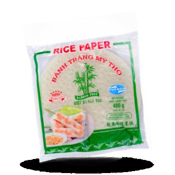 Bamboo Tree Reispapier