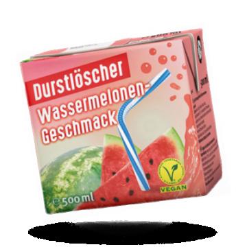 Durstlöscher Wassermelonen-Getränk