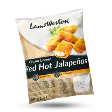 LambWeston Red hot Jalapenos