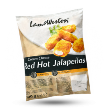 Red Hot Jalapenos