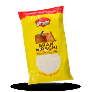 Biraghi Geraspelte Italienische Hartkäse
