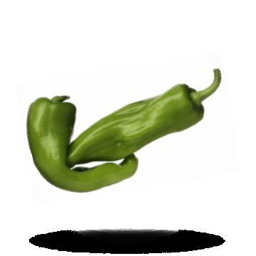 Chilischote grün