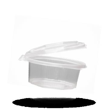 Ripboxx Salatschale mit Klappdeckel