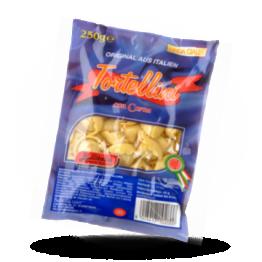 Tortellini mit fleisch Gelb (Vakuum)