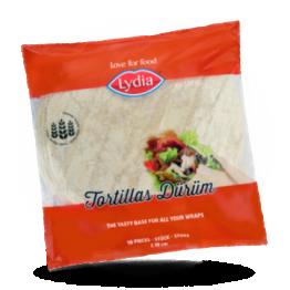 """Tortillas Dürüm Ø30 cm (12"""")"""