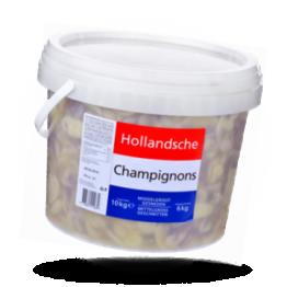 Champignons geschnitten Klasse III mittelgross
