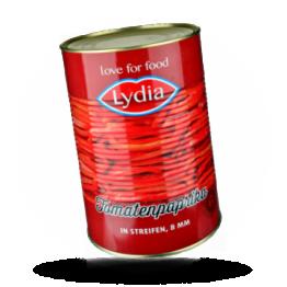 Tomatenpaprika Streifen, 8mm