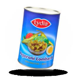 Peperoni Lombardi Geschnitten Mild im Geschmack