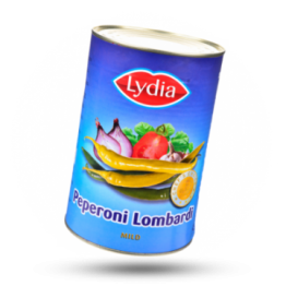 Peperoni Lombardi Mild im Geschmack