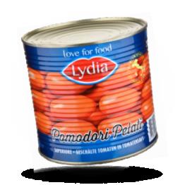 Geschälte Tomaten In eigener Tomatensaft